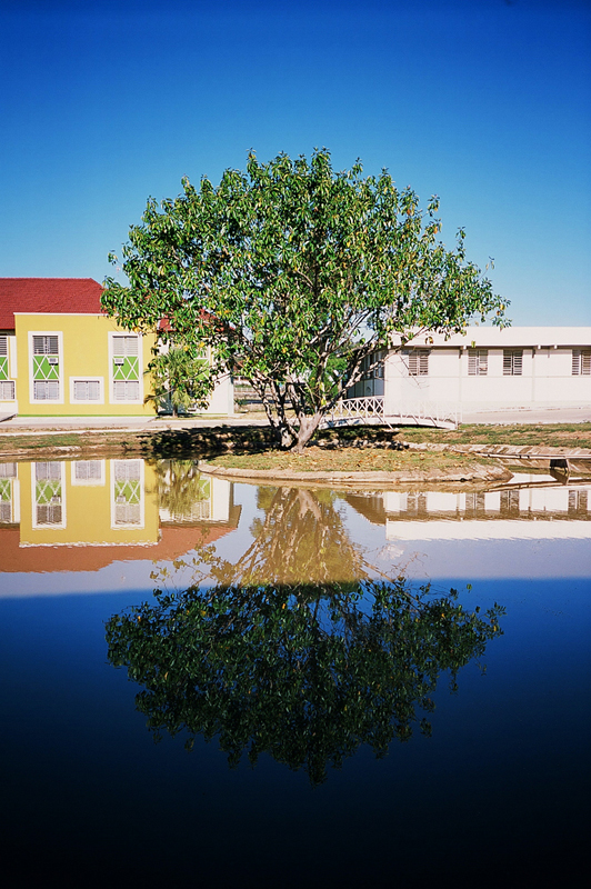 After the Flood (Seventh-day Adventist compound, Brazil, 2008) © Sheila Newbery