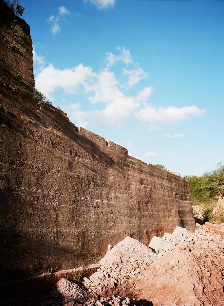 Quarry 2 (Rio Grande do Sul, Brazil, 2008) © Sheila Newbery