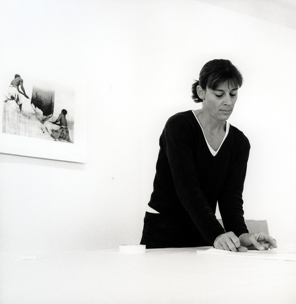 Renée Bott, Paulson Press (Berkeley, 2006) © Sheila Newbery