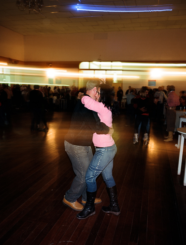 Dancing couple, no. 4 (Rio Grande do Sul, Brazil, 2008) © Sheila Newbery