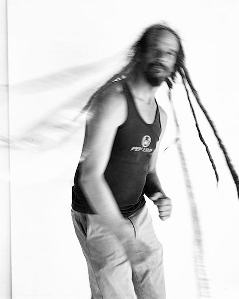 Jason Dancing, no. 2 © Sheila Newbery