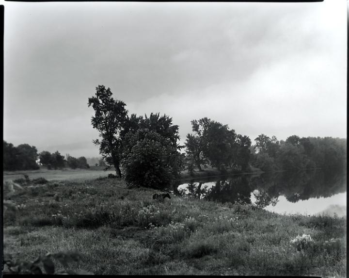 Connecticut River Landscape © Linda Elvira Piedra