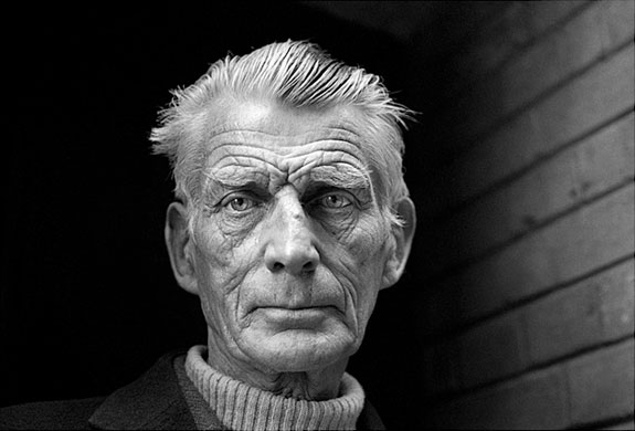 Samuel Beckett (1976) by Jane Bown