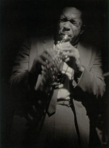 Coltrane by Roy DeCarava