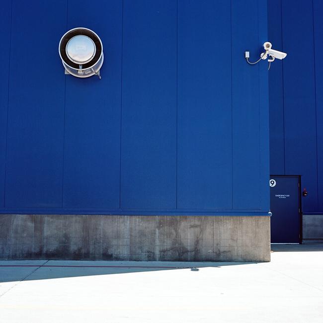 Surveillance cameras (Palo Alto, 2010) © Sheila Newbery