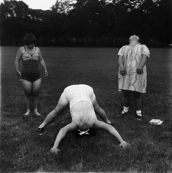 Untitled (1970/71) Diane Arbus