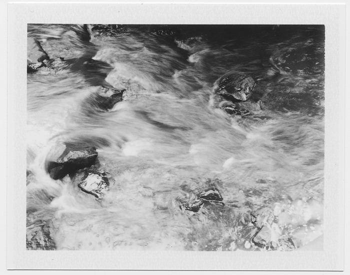 Rainwater, Wildcat Creek, 2011 © Sheila Newbery