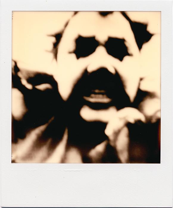 Angry clown (2011) © Sheila Newbery