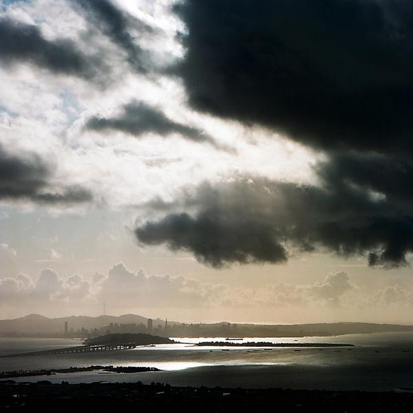 View of the Bay Bridge (2010) © Sheila Newbery