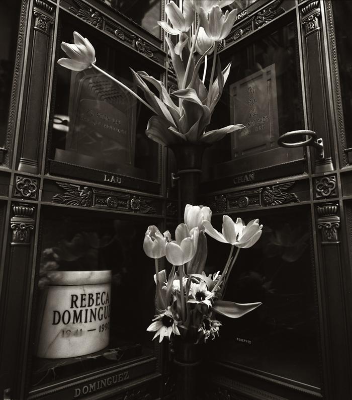 Reserved (Oakland Columbarium 2011) © Sheila Newbery