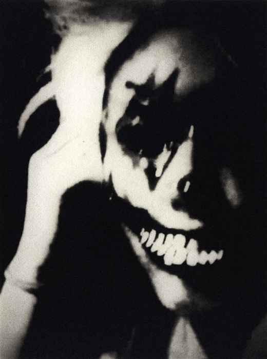 No grites, tonta! from *Los Caprichos: after Goya* (platinum-palladium print, 2012) by Sheila Newbery