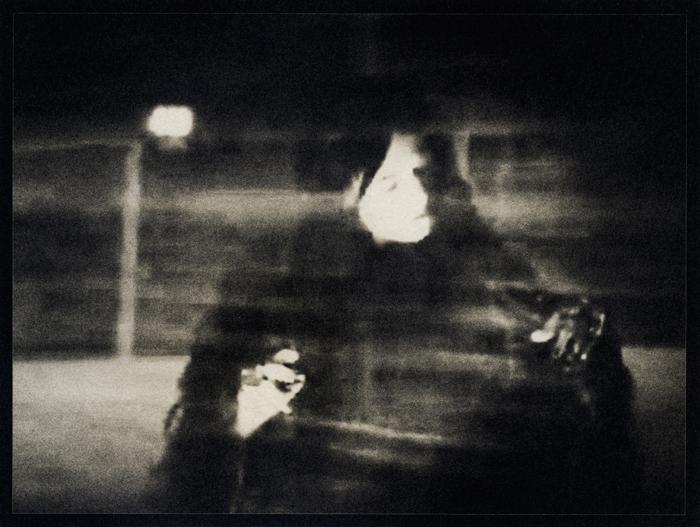 """""""El adivino,"""" (palladium print, 2012) from *Los Caprichos* by Sheila Newbery"""