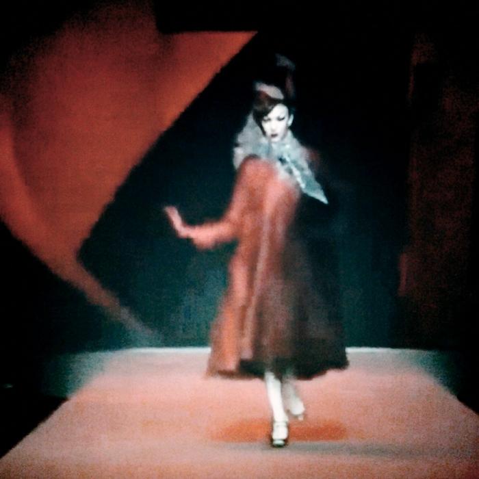 Untitled (catwalk) 2012 © Sheila Newbery