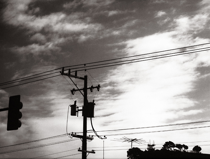 Observations, San Francisco (platinum palladium print, 2013) © Sheila Newbery