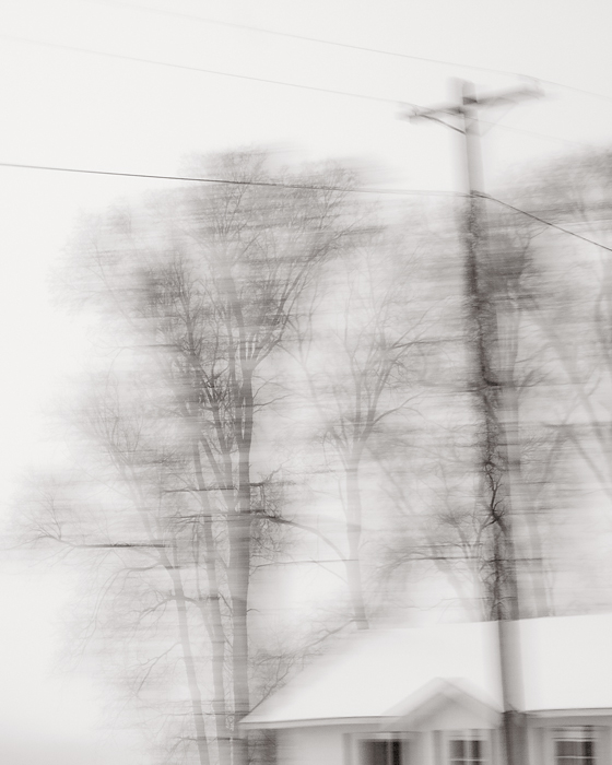 New Year, Ohio (2013) © Sheila Newbery (platinum palladium on Arches Platine).