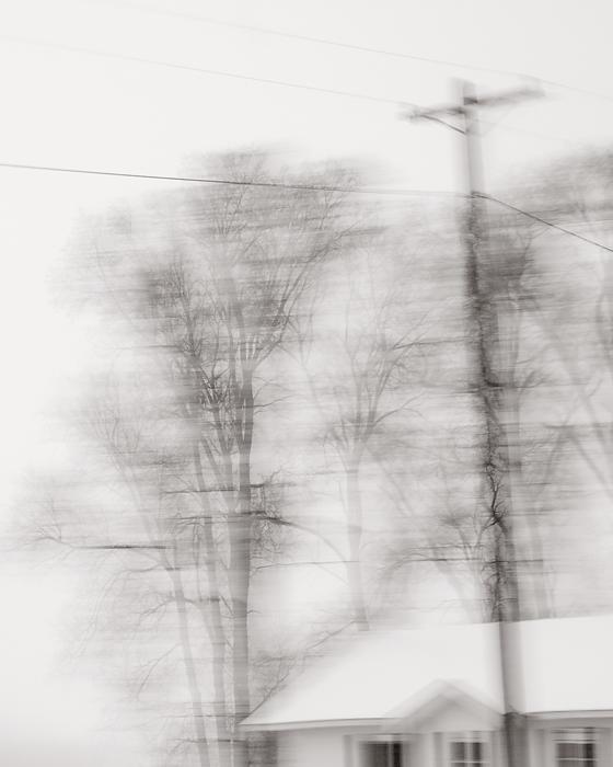 New Year, Ohio (2013) © Sheila Newbery (platinum palladium on Arches Platine).
