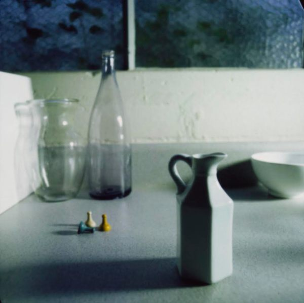 Still life on instant film, 2014